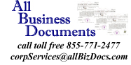 Corporation Business Services Online